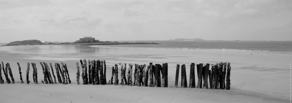 Strand von Saint Malo - 1