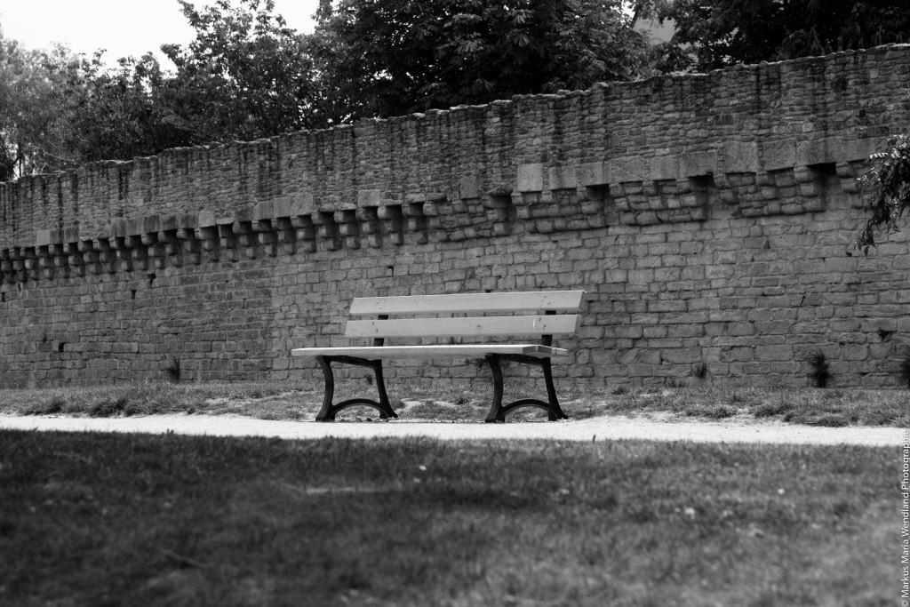 Stadtmauer in Guérande