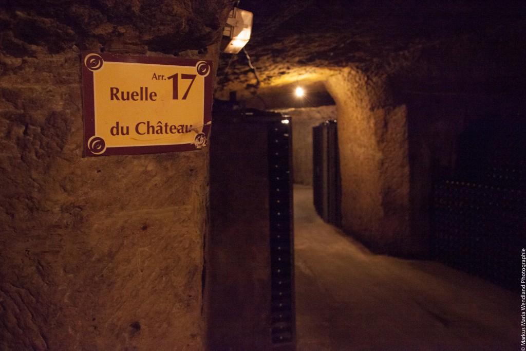 In der Kellerei von Louis de Grenelle Saumur - 4
