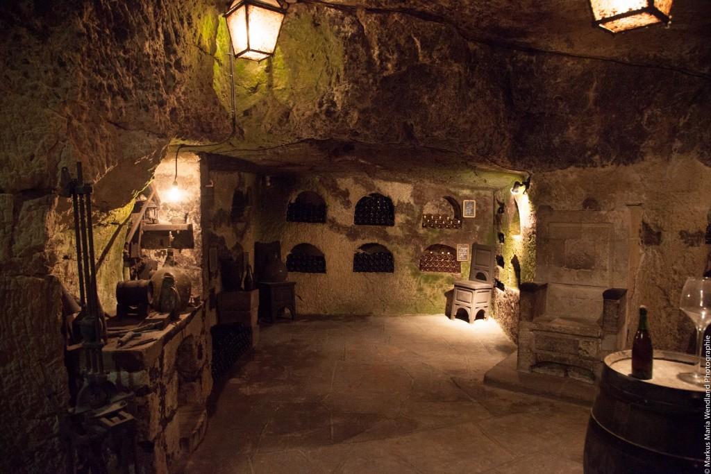 In der Kellerei von Louis de Grenelle Saumur - 2